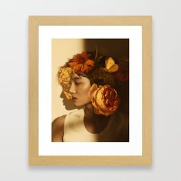 Secret Garden | Kai Framed Art Print