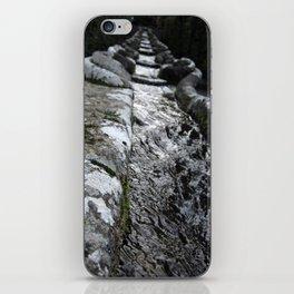 Villa Lante Water Chain iPhone Skin