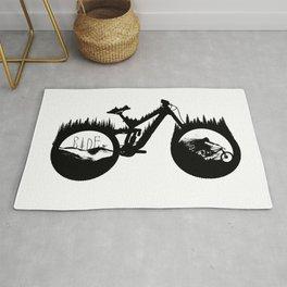 DH Bike Rug
