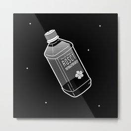 Fiji water Metal Print