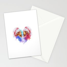 Melody the Chief Stationery Cards