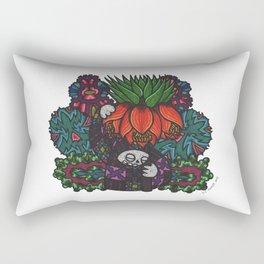 Majesty (Botanical Bliss) Rectangular Pillow
