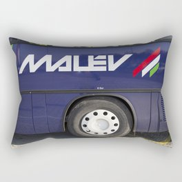 Malev Airlines Rectangular Pillow