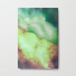 Cloudplay Metal Print