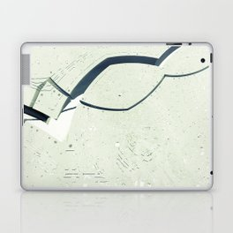 Structures of Silence #23 Laptop & iPad Skin