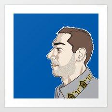 MCA Art Print