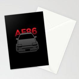 Toyota AE86 Hachi Roku Stationery Cards