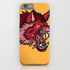Crimson Wolf iPhone 6s Slim Case