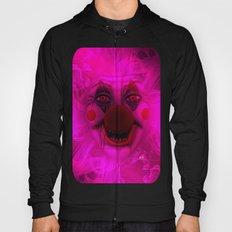 Cotton Candy Clown Hoody