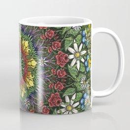 Garden Burst Coffee Mug