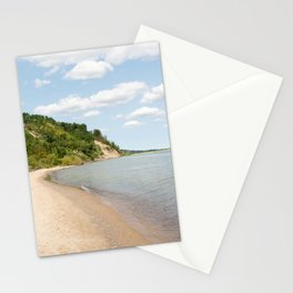 AFE Bluffer's Beach Stationery Cards