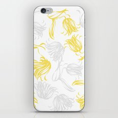 bright breezy tulips iPhone & iPod Skin