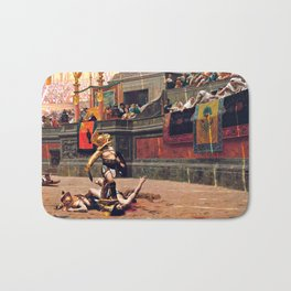 Thumbs Down - 1872 Bath Mat