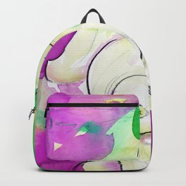 Abstract Nude Goddess 11c by Kathy Morton Stanion Backpack