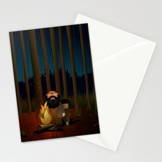 Where The Woods Finds Us Stationery Cards