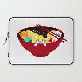 Space Odyssey Ramen | Astronaut Ramen | Bowl of Space Ramen | Galaxy in a Bowl | pulps of wood Laptop Sleeve