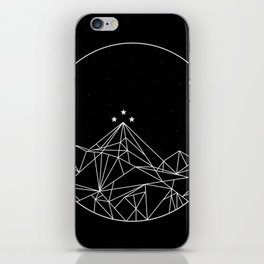 The Night Court Symbol iPhone Skin