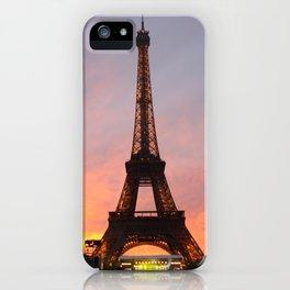 Mesmerized in Paris iPhone Case