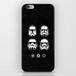 Troopers iPhone Skin