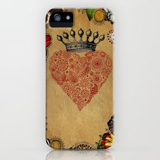 The Claddagh iPhone (5, 5s) Slim Case