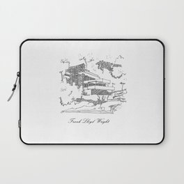 Frank Lloyd Wright Laptop Sleeve