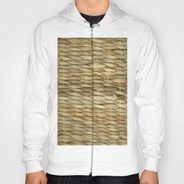 Weave texture Hoody
