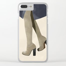 Thigh High Clear iPhone Case