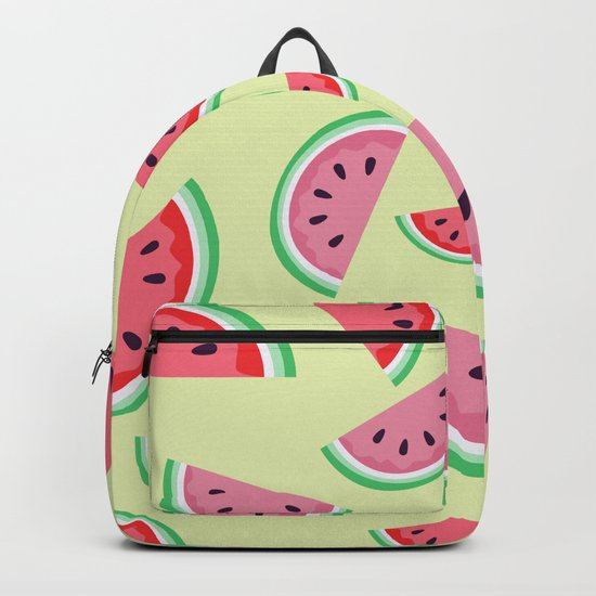 AFE Watermelon Pattern 3 Backpack