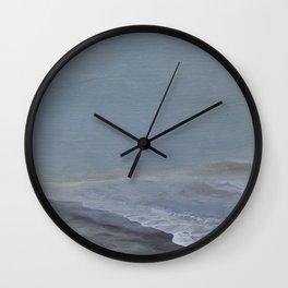 LA Ocean Wall Clock