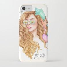 Free my mind, ARTPOP Slim Case iPhone 7