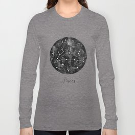 Pisces Constellation Long Sleeve T-shirt