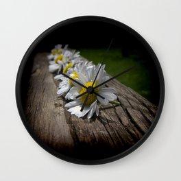 Gän se die Blume? Wall Clock