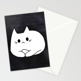 Cat New version 335 Stationery Cards