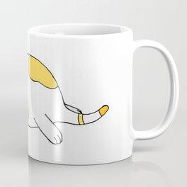 Chubby Cat Coffee Mug