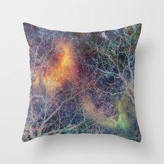 α Regulus Throw Pillow