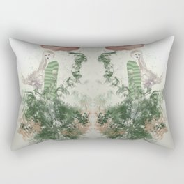 Muse of Ents Rectangular Pillow