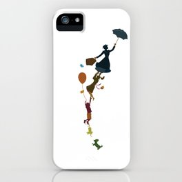 Don't Go.. iPhone Case