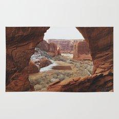 Window Rock Rug