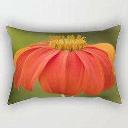 Mexican Sunflower Rectangular Pillow
