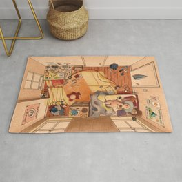 Lonely Afternoons Rug
