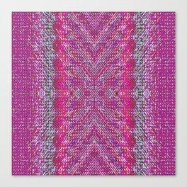 Pink Nebula Canvas Print