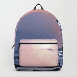 Rainbow on the Coast Backpack