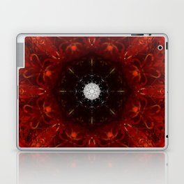 Festive Window Mandala Abstract Design Laptop & iPad Skin