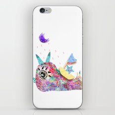 I'll protect for you iPhone & iPod Skin