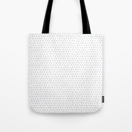 Sign Language Tote Bag