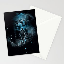 Time Traveller Stationery Cards