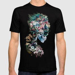 Floral Skull RP T-shirt