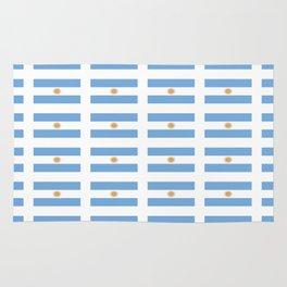 Flag of argentina 2 -Argentine,Argentinian,Argentino,Buenos Aires,cordoba,Tago, Borges. Rug