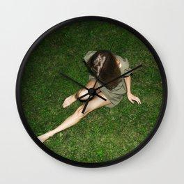 Crawler Wall Clock