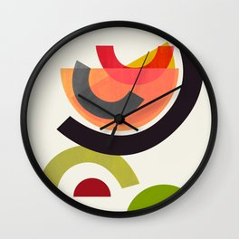 Cocktail I Wall Clock